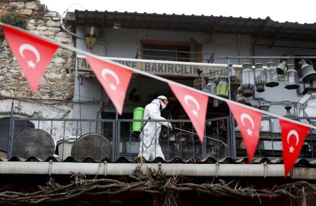 Κοροναϊός: Πάνω από 100.000 τα κρούσματα στην Τουρκία | tanea.gr