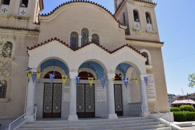 Παρατείνονται τα περιοριστικά μέτρα στους χώρους λατρείας   tanea.gr