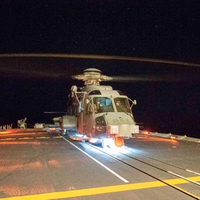 Tραγωδία στο Ιόνιο: Συνετρίβη το ελικόπτερο του ΝΑΤΟ με έξι επιβαίνοντες – Τουλάχιστον ένας νεκρός | tanea.gr