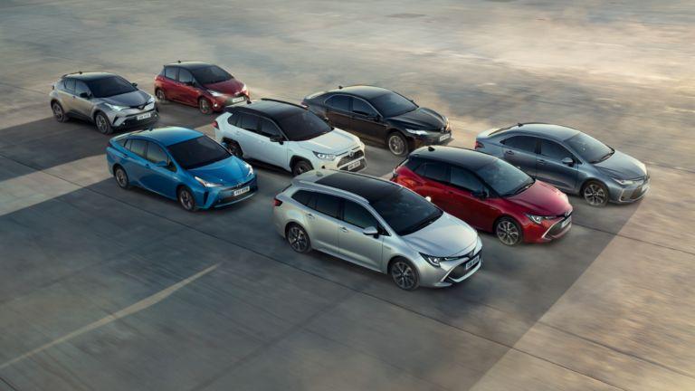 Toyota: Οι πωλήσεις υβριδικών ξεπέρασαν τα 15 εκατ. οχήματα | tanea.gr