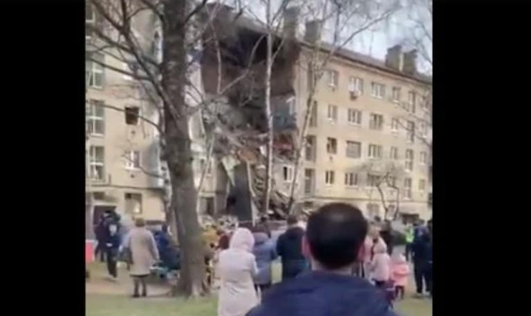 Έκρηξη σε πολυκατοικία στη Μόσχα – Ένας νεκρός | tanea.gr