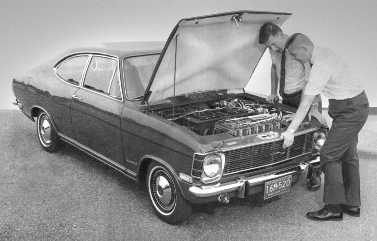 Kαι όμως η Οpel διέθετε ηλεκτρικό αυτοκίνητο από το 1968   tanea.gr