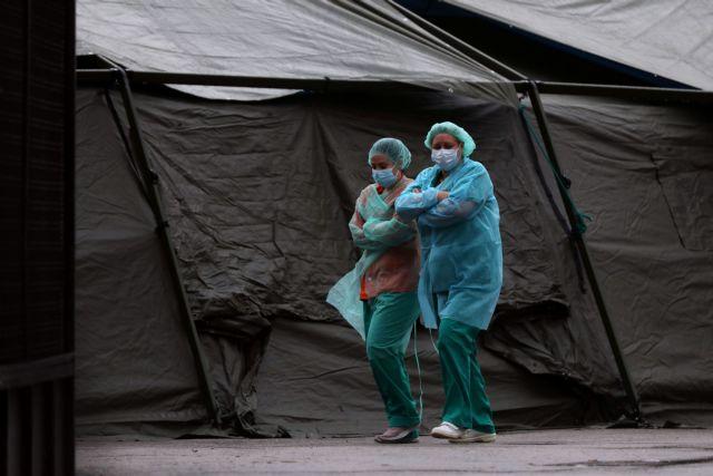 Δράμα δίχως τέλος στην Ισπανία: 864 νέοι θάνατοι μέσα σε μία μέρα | tanea.gr