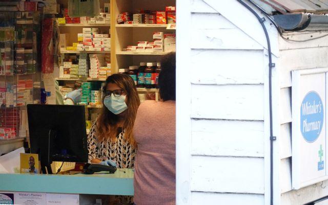 Ενδοοικογενειακή βία : Κωδική λέξη «μάσκα 19» στα φαρμακεία | tanea.gr