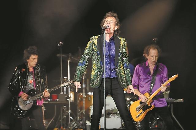 Οι Rolling Stones στην «Πόλη-φάντασμα»   tanea.gr