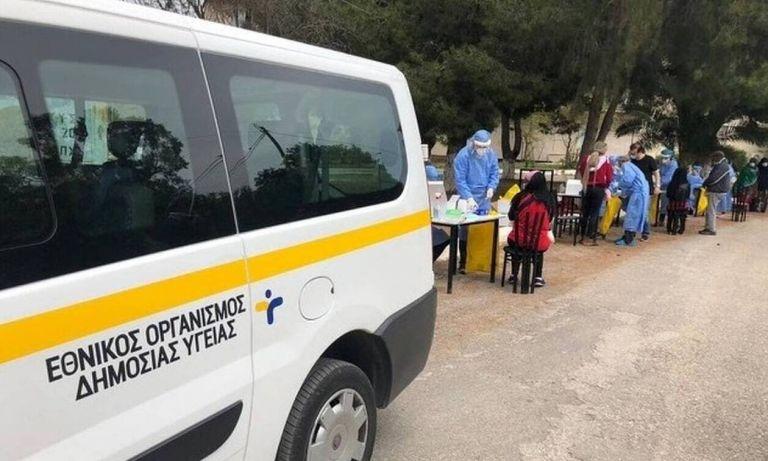 Κρανίδι : Αρνητικά και τα 177 τεστ σε πολίτες   tanea.gr