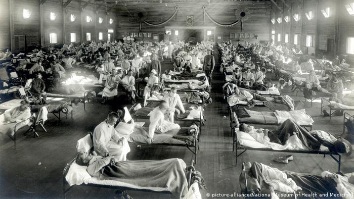 Πώς η ισπανική γρίπη άλλαξε τον κόσμο πριν από 100 χρόνια | tanea.gr