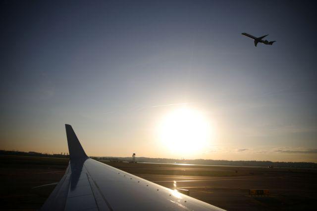 Κοροναϊός : Είχε ολόκληρο το αεροπλάνο για χάρη της – Ήταν η μοναδική επιβάτης | tanea.gr