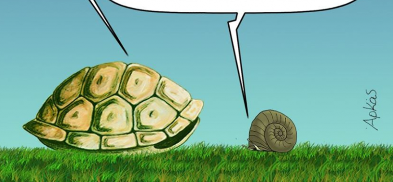 Αρκάς : Το νέο σκίτσο του για την καραντίνα και την επόμενη μέρα | tanea.gr