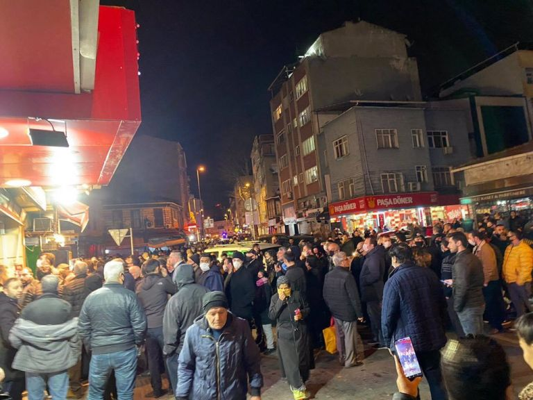 Πανικός στην Τουρκία μετά το ξαφνικό lockdown   tanea.gr