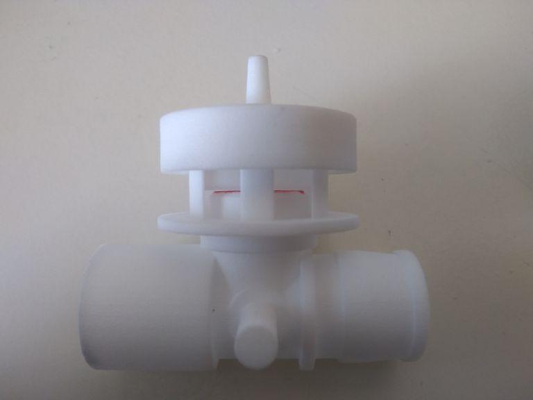 Αναπνευστική υποστήριξη με βαλβίδα 3D εκτύπωσης από το ΑΠΘ – Φτιάχνουν μάσκα υψηλής προστασίας   tanea.gr