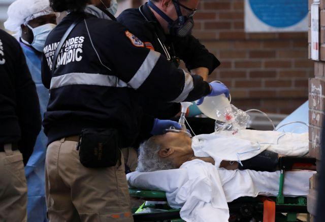 Μαύρη μέρα για τις ΗΠΑ: 4 .491 θάνατοι σε 24 ώρες | tanea.gr
