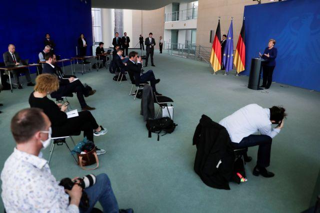 Μέρκελ: Δεν υπάρχει δυνατότητα χαλάρωσης των μέτρων | tanea.gr