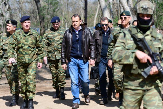 Παναγιωτόπουλος : Ελεγχόμενη η κατάσταση στις Ένοπλες Δυνάμεις – Περίπου 20 τα κρούσματα κοροναϊού | tanea.gr