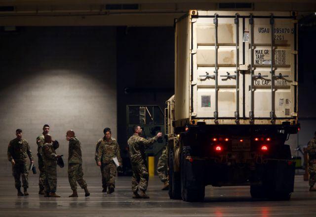 Πυρηνικό καταφύγιο θέτει σε ετοιμότητα ο αμερικανικός στρατός   tanea.gr