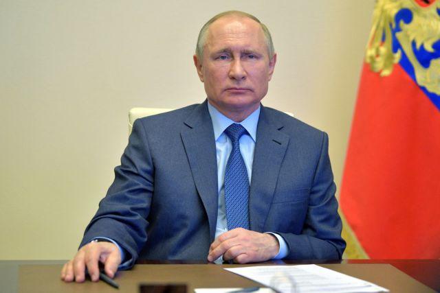 Πούτιν : Η Ρωσία δεν έχει φτάσει στην κορύφωση της πανδημίας | tanea.gr