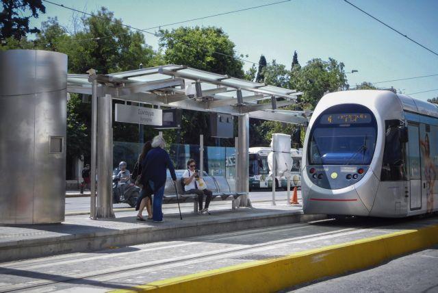 Κοροναϊός : Περισσότερους ελέγχους ζητούν οι εργαζόμενοι στο Τραμ   tanea.gr