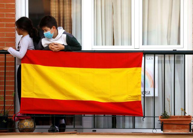 Ισπανία: 367 νεκροί σε μία μέρα – Στο χαμηλότερο επίπεδο εδώ και ένα μήνα   tanea.gr
