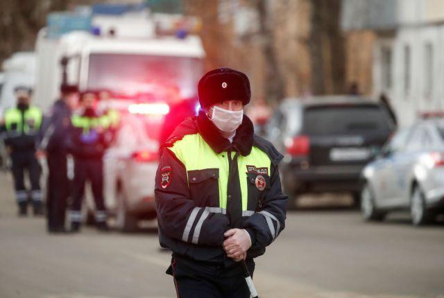 Ρωσία : Ένας νεκρός από πυρκαγιά σε εργοτάξιο ανέγερσης νοσοκομείου   tanea.gr