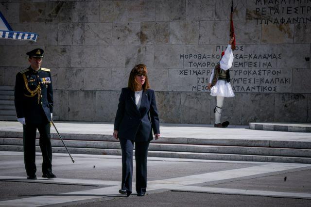 Κοροναϊός : Το μήνυμα της Κ. Σακελλαροπούλου για το Πάσχα | tanea.gr
