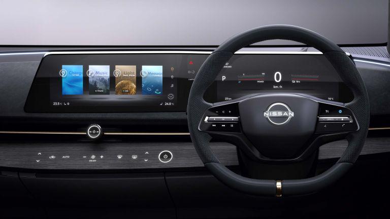 Για ποιο λόγο η Nissan απορρίπτει τις οθόνες που θυμίζουν τάμπλετ | tanea.gr