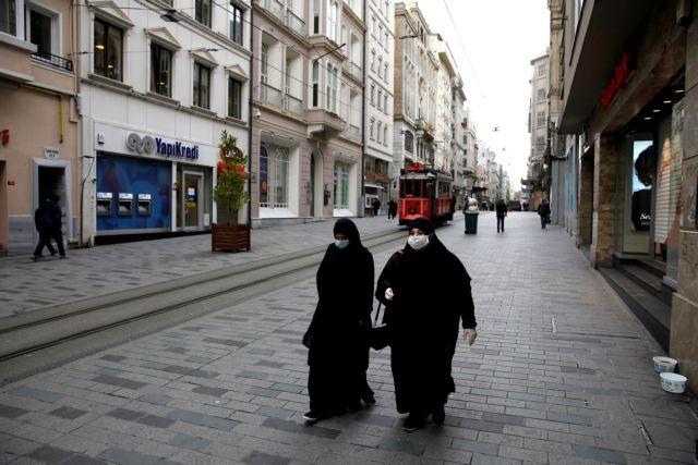 Κοροναϊός: Πάνω από 1.500 οι νεκροί στην Τουρκία   tanea.gr