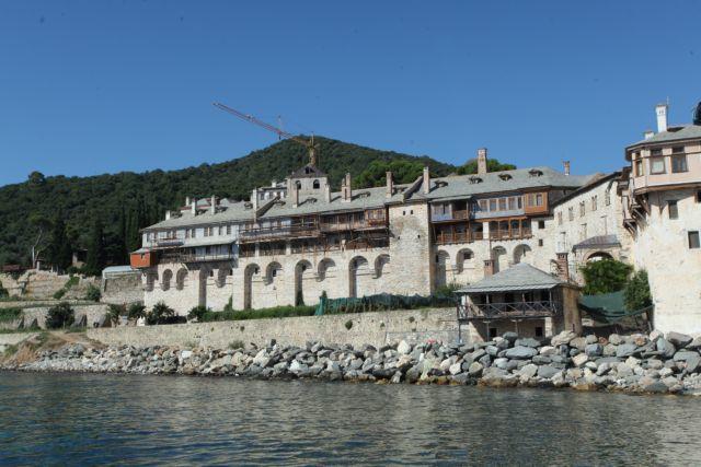 Άγιον Όρος : Σε κατάσταση έκτακτης ανάγκης η χερσόνησος του Άθω | tanea.gr
