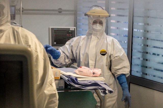 Κοροναϊός : Μπορεί να αντιμετωπιστεί με θεραπεία πλάσματος ιαθέντων; | tanea.gr