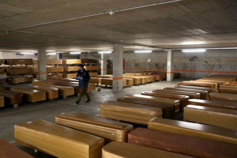 Κοροναϊός : Έφτασαν στις 24.263 οι νεκροί σε Ισπανία και Ιταλία   tanea.gr
