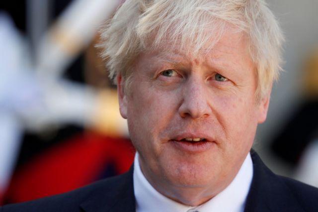Στην Εντατική ο βρετανός πρωθυπουργός Μπόρις Τζόνσον | tanea.gr