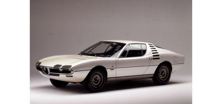 Alfa Romeo Montreal: Μια καλοστεκούμενη πενηντάρα με αξεπέραστες καμπύλες | tanea.gr