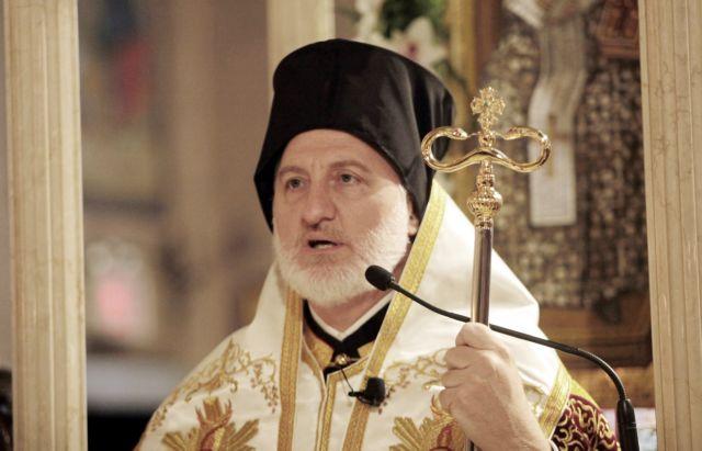 Αρχιεπίσκοπος Αμερικής: «Ήρθε η στιγμή να κοινωνήσουμε διαφορετικά - Να γίνουμε δωρητές αίματος» | tanea.gr
