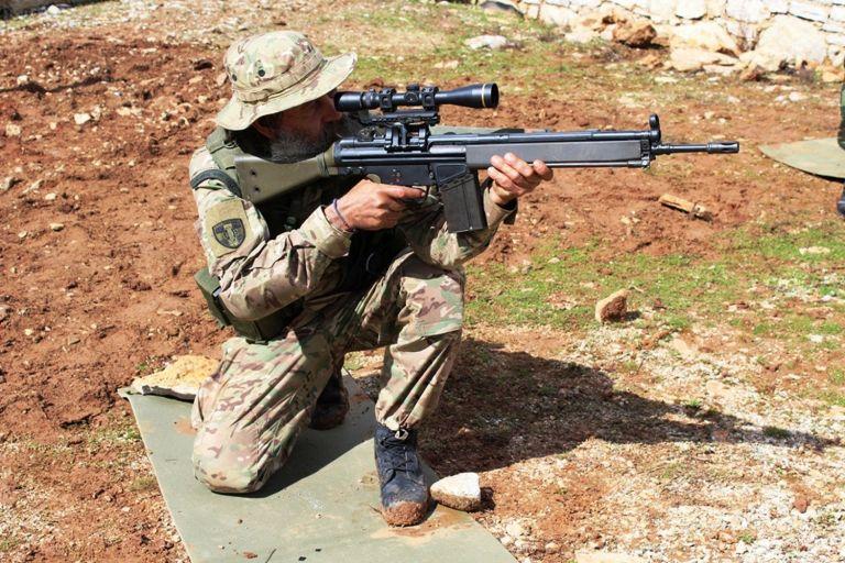 Αποκάλυψη: Το όπλο που θα αντικαταστήσει το θρυλικό G3 στον ελληνικό στρατό | tanea.gr