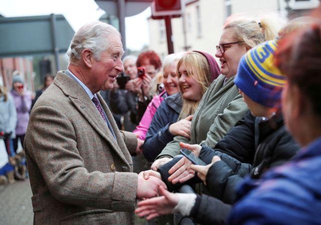 Κοροναϊός: «Θα έρθουν καλύτερες μέρες», λέει ο πρίγκιπας Κάρολος   tanea.gr