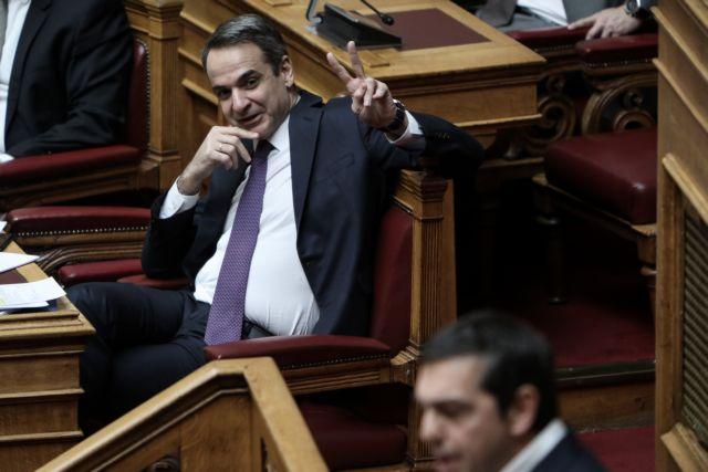 Μητσοτάκης και Τσίπρας έβαλαν σε καραντίνα τις μετωπικές αντιπαραθέσεις | tanea.gr