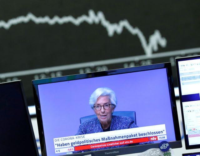 Στήριξη της ΕΚΤ στην Ελλάδα: Αποδεκτά τα ελληνικά ομόλογα ως ενέχυρο | tanea.gr