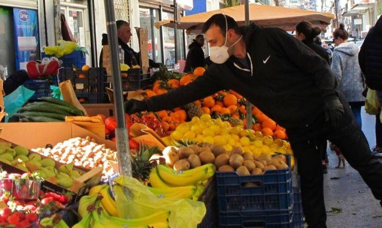Κοροναϊός: 111 παράλληλες λαϊκές αγορές στην Αττική   tanea.gr