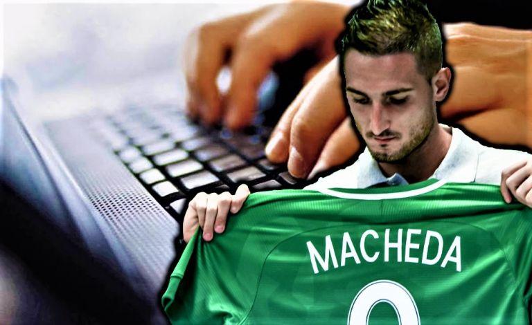 Ο Μακέντα… προαναγγέλλει μεταγραφή: «Είμαι σε δρόμο επιστροφής σε μεγάλο πρωτάθλημα» | tanea.gr