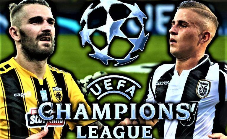 Superleague: Η ΑΕΚ θέλει δεύτερη θέση και… Champions League   tanea.gr
