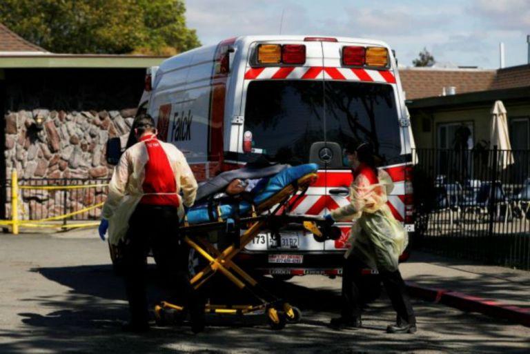 ΗΠΑ: Συνολικά 20.580 νεκροί από τον κοροναϊό   tanea.gr
