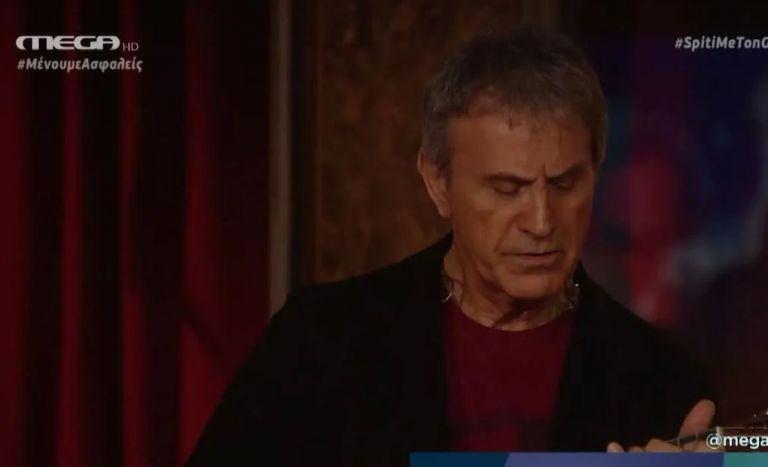 Συγκινητικές στιγμές στη συναυλία του Γιώργου Νταλάρα στο MEGA | tanea.gr