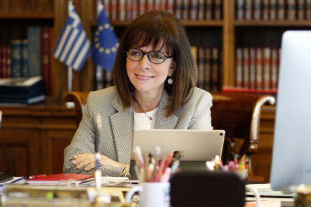 Επισκέπτεται την Κομοτηνή σήμερα η Κατερίνα Σακελλαροπούλου | tanea.gr