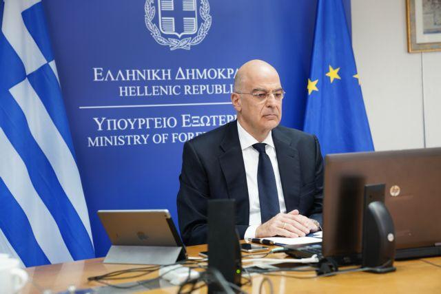 Δένδιας προς Τουρκία: Η υπεράσπιση της κυριαρχίας μας δεν διαπραγματεύεται   tanea.gr