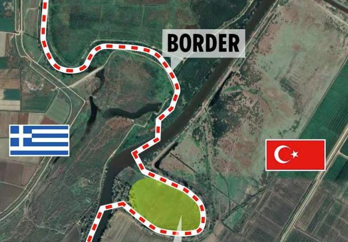 Τραβάει το σκοινί η Τουρκία και ζητά σύγκληση της Επιτροπής για τα σύνορα   tanea.gr