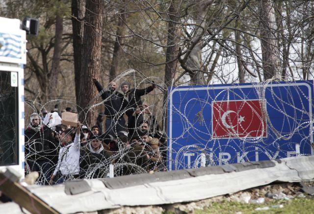 Διάβημα Βερολίνου στην Άγκυρα για πυροβολισμούς κατά της Frontex στον Έβρο | tanea.gr