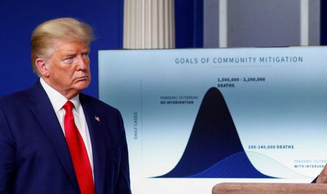 «Βόμβα» Τραμπ: Τέλος οι σχέσεις των ΗΠΑ με τον ΠΟΥ | tanea.gr