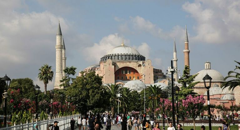 Ερντογάν: Προσευχή στην Αγία Σοφία για την Άλωση της Πόλης | tanea.gr