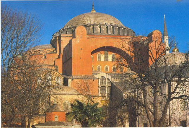 Στο επίκεντρο των προκλήσεων Ερντογάν η Αγία Σοφία | tanea.gr