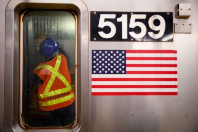 Ο κοροναϊός κλείνει το μετρό της Νέας Υόρκης   tanea.gr