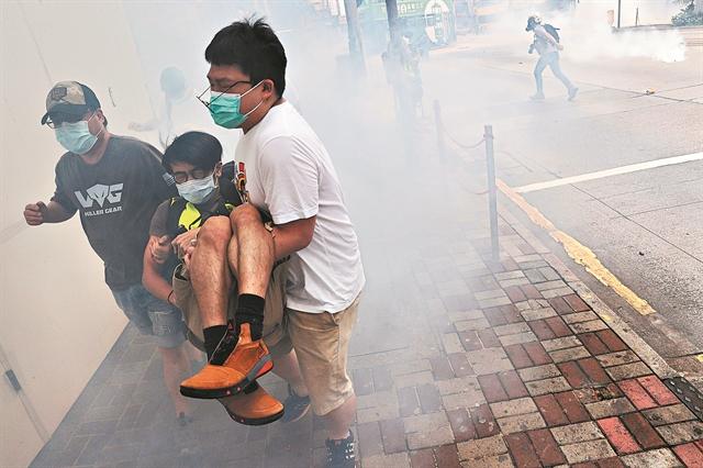 Πνίγουν την αυτονομία του Χονγκ Κονγκ | tanea.gr